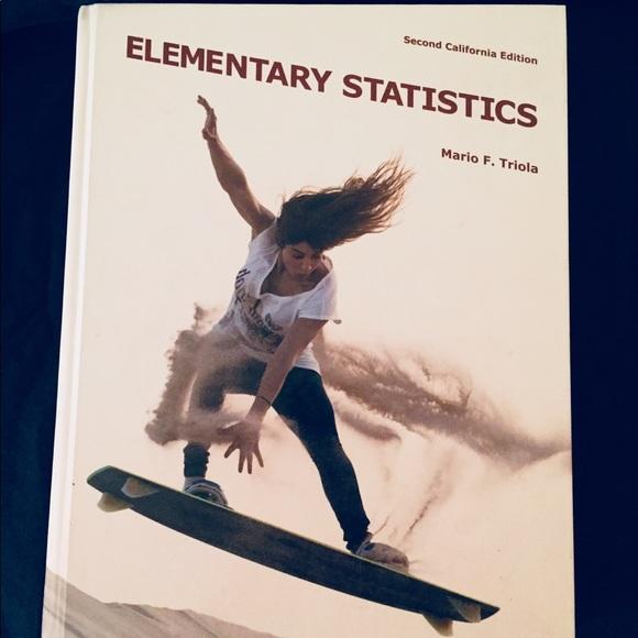 Elementary Statistics Textbook (2nd Edition)